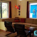 2.- Casa Pecesitos - Living Room