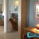 3.- Condo Las Brisas 602 - Living room