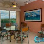7.- Condo Las Brisas 602 - Dining room view