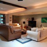 3.- Condo EL Palmar - Living room