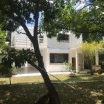 15 Casa Leon - garden view of House