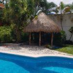 8 Casa Sombrero - Pool Palapa
