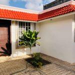 3.- Casa Ros - Entrance-