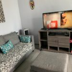 3.-Departamento T -Living room