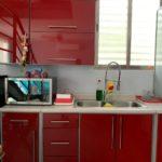 8.- Departamento T -Kitchen