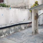 9.- Casa Roberto - Patio