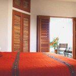 14.- HOTEL MI CASA - Naranja Bedroom
