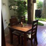 5.- HOTEL MI CASA - Dining Patio