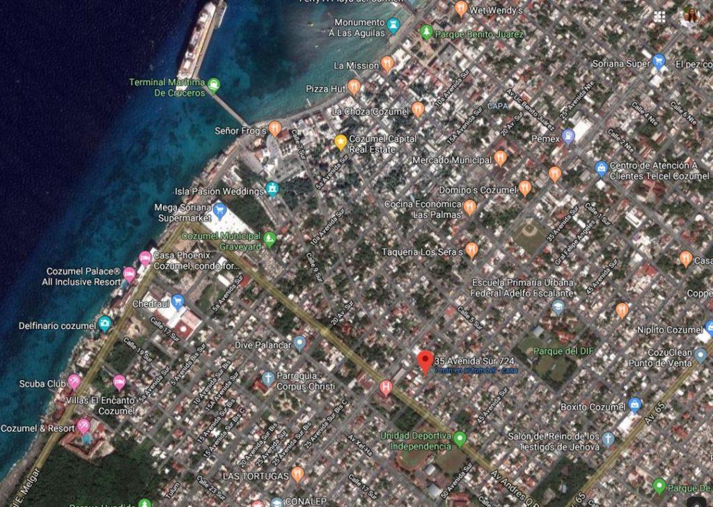 Terreno Rago - Location