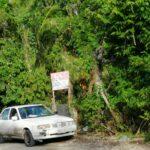 1.- Terreno Ranchito Don Raul - front view lot entrance