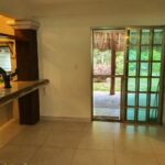 14.- Casa Juana - Door to Palapa Terrace and Garden