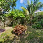 17.- Casa Juana - Garden area