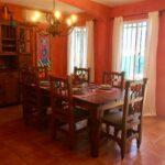 3.-Casa Hacienda Azul - Dining room