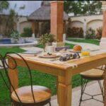 12.-Villa Frida - Breakfast area