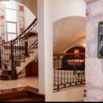 7.-Villa Frida - stairs
