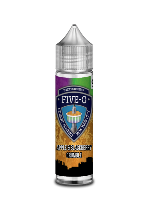 e-liquid Five-0 Dessert Academy