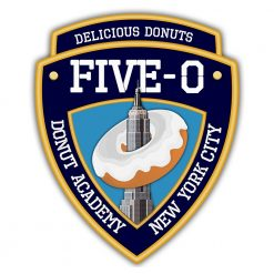 Five-O Donut Academy