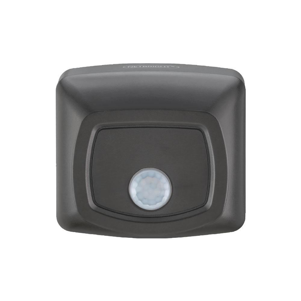 MR BEAMS NETBRIGHT - MBN200 - En sensor aktiver en lyszone med serieforbundne NetBright lamper