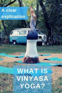 what is vinyasa yoga