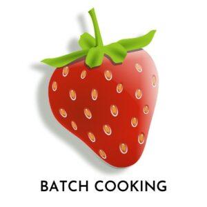 Aprende cómo cocinar la comida de una semana en 3 horas.
