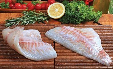 14- Sea Bream Fillets-Skinless Sea Food from Chisen Group- Deder