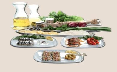 32- Natural, with pepper, olive etc souces Sea Food from Chisen Group- Deder