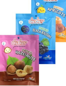 06- Dried & Nuts Fruits From Chisen Group & Deder TARIM