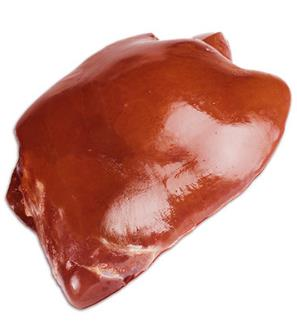 17.20- Beef Offal. Liver- from Chisen Group