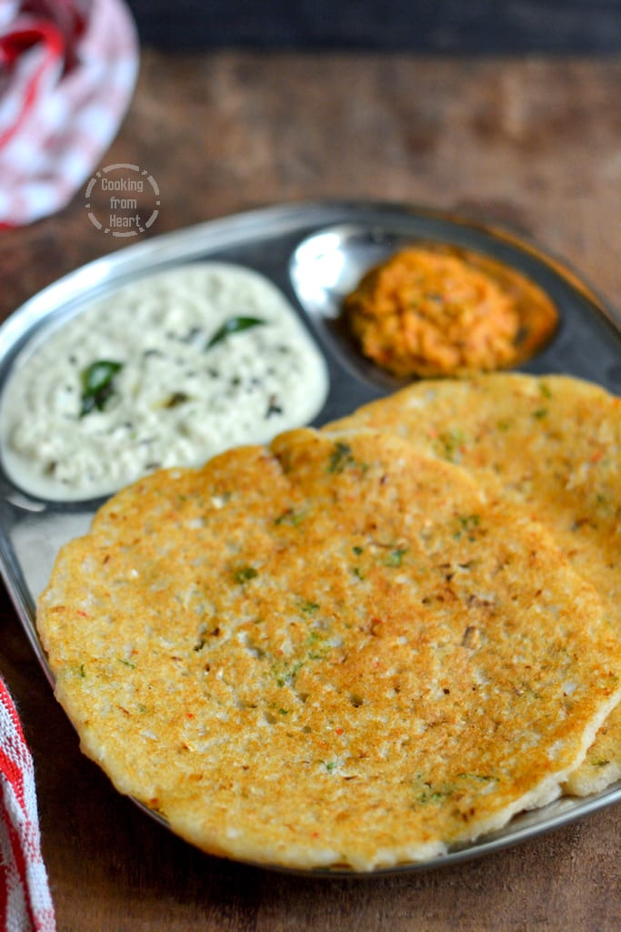 Red Rice Cabbage Adai