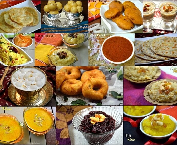 Ugadi Special Recipes – A Round-up