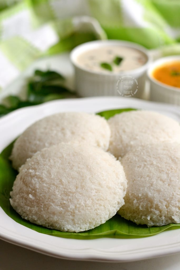 How to make Soft Idlis at Home