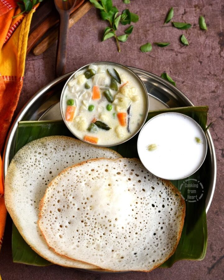 Appam without Yeast