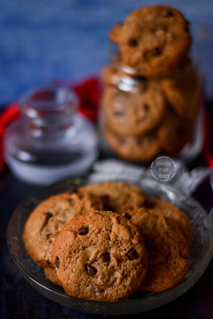 eggless-chocolate-chip-cookies-5