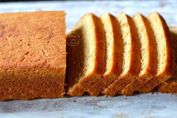 Vegan Brown Bread