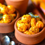 Spicy Roasted Makhana