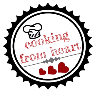Cooking From Heart Site Logo