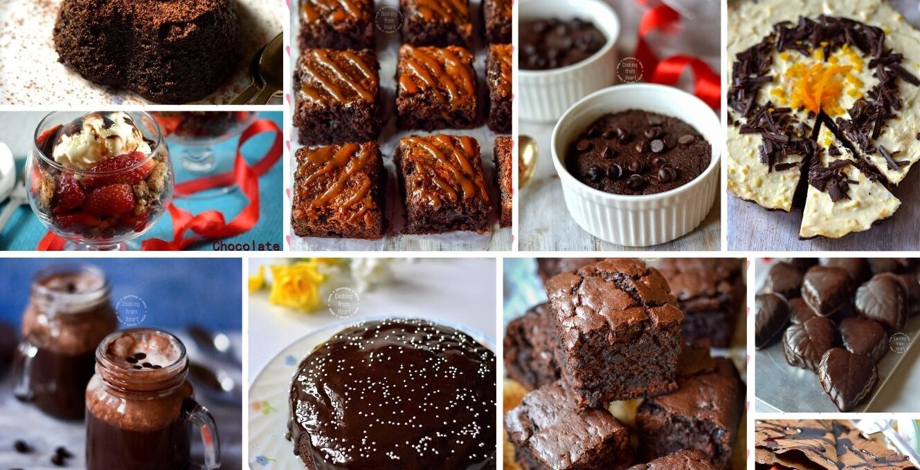 All things Chocolate | Valentine's Day Special