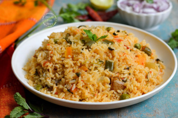 How to make Ambur Dum Biryani