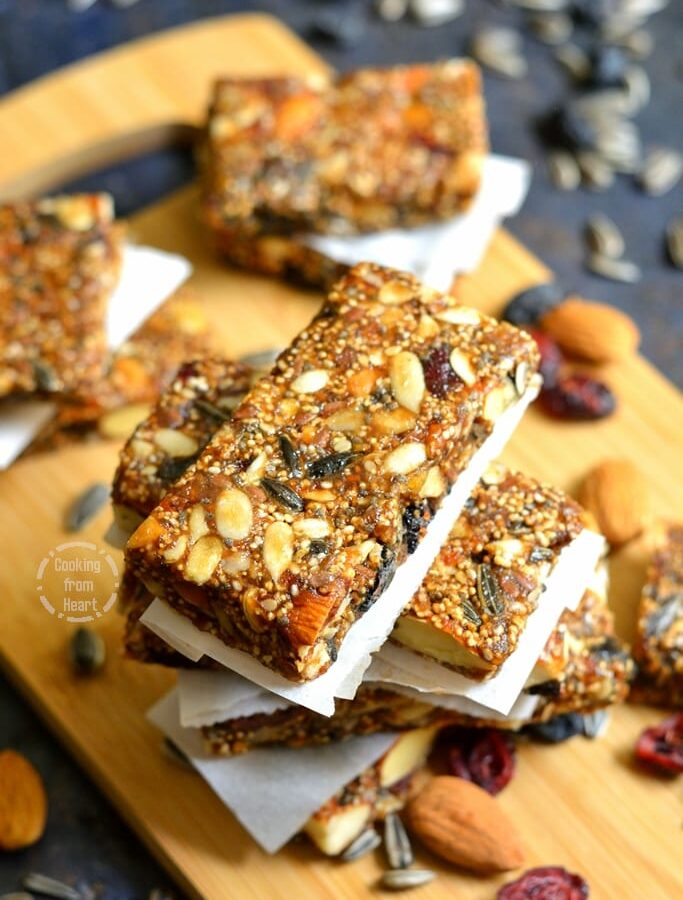 Dry Fruits and Nuts Bar