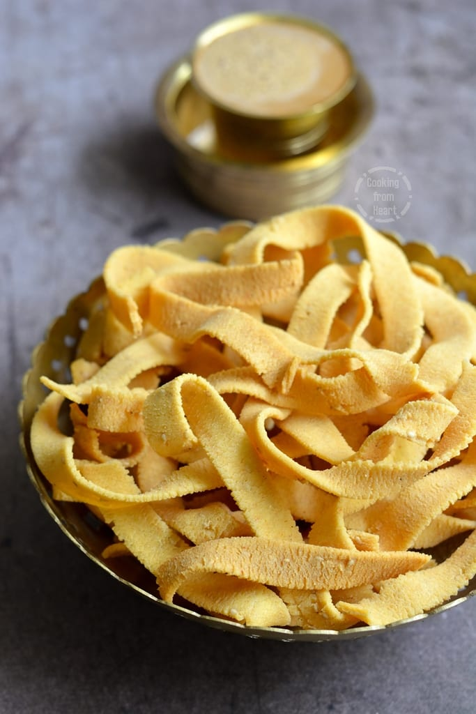 Ribbon Murukku