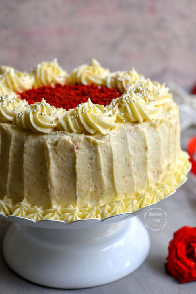 Whipped Butter Cream Frosting