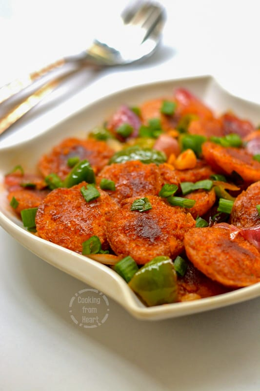 Chilli Idli Recipe