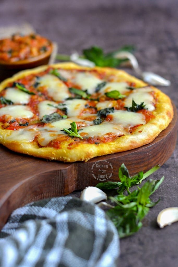 No Knead Slow Raise Pizza Dough Recipe
