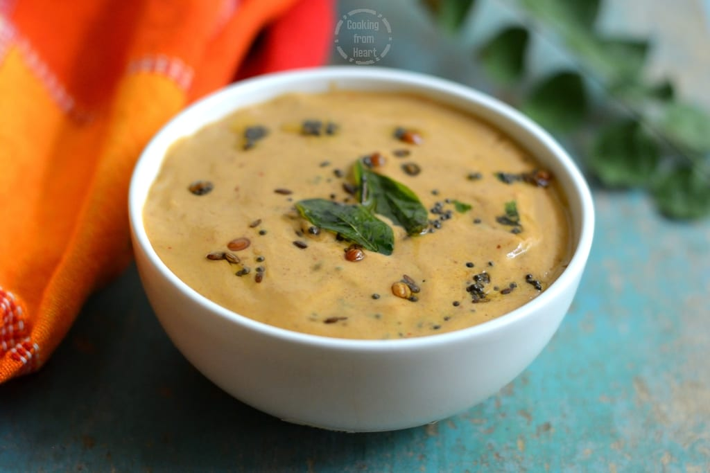 Roasted Peanut Chutney