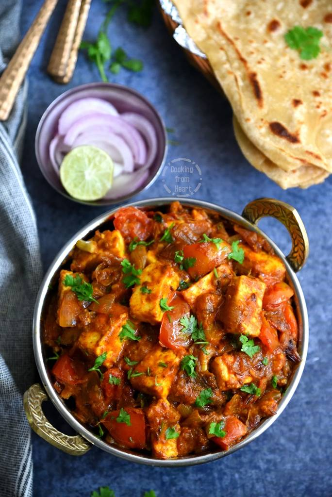 Paneer Tomato Curry