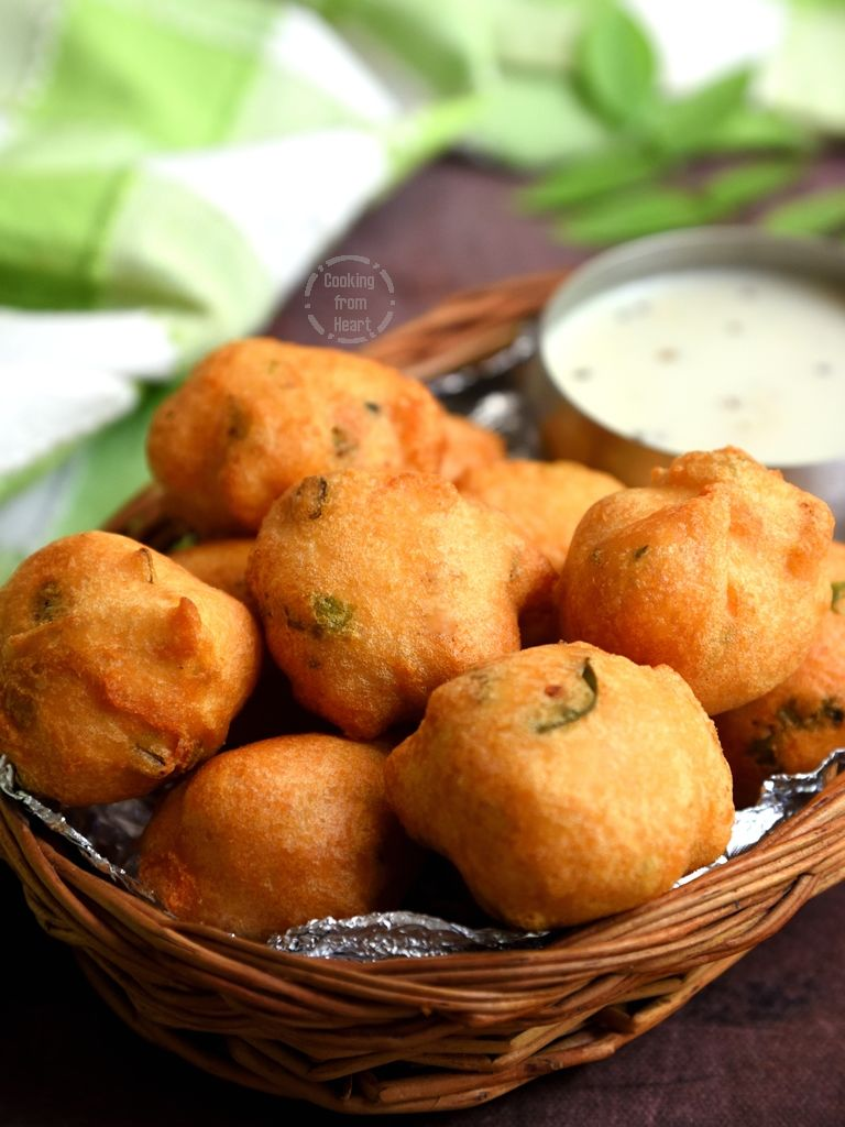 How to make Ulundu Bonda