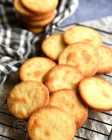 Easy Elachi Biscuits