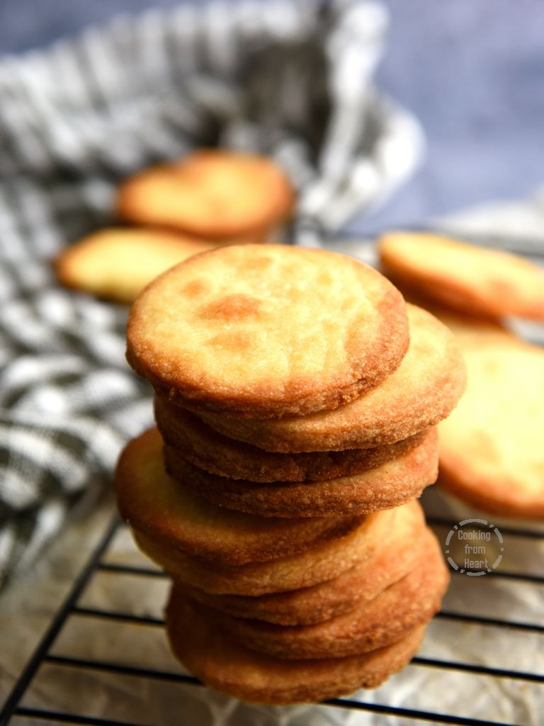 How to make Cardamom Biscuits