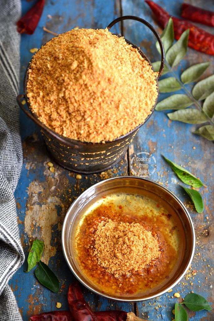 How to make Idli Podi