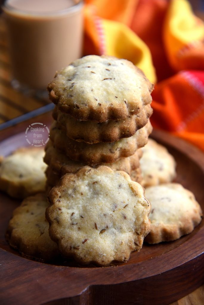 How to make Bakery Style Jeera Biscuits